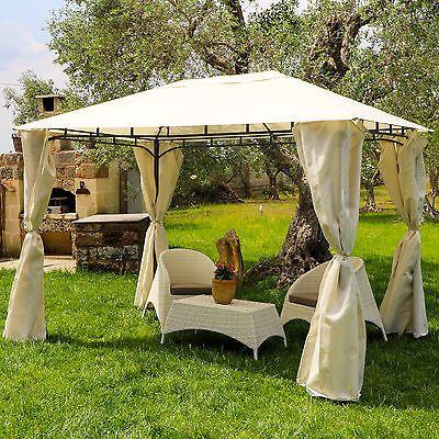 Oltre 25 fantastiche idee su gazebo per giardino su - Gazebo giardino ikea ...