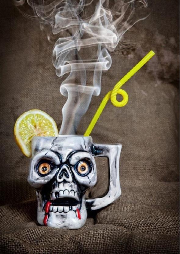 Halloween drankjes: stel je eigen cocktail samen