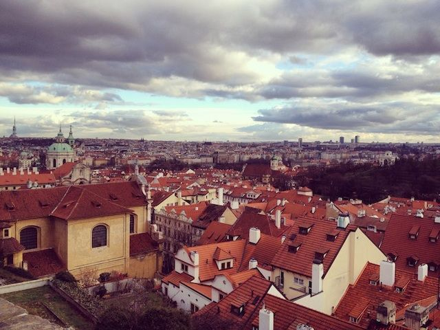 Prague Transport: Time, Money, and Fitbit Steps