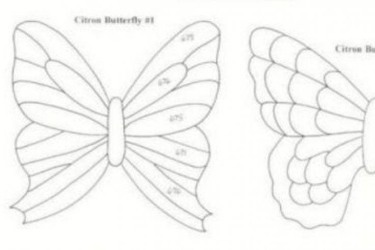Bricoler des papillons!