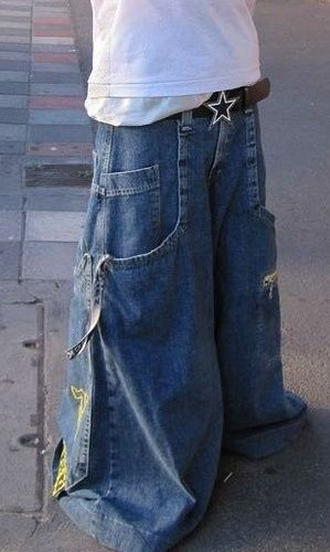 11 Reasons You Used To Wear JNCOJeans Because the reasons why you wore these gargantuan pants now escapes you. Also: What does JNCO even mean???