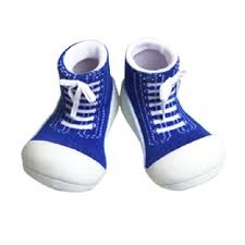 Attipas functional toddler shoes in Blue