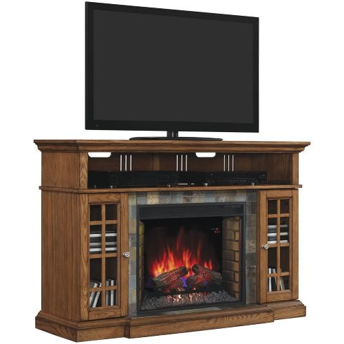 Classic Flame Lakeland Infrared Fireplace Entertainment Center