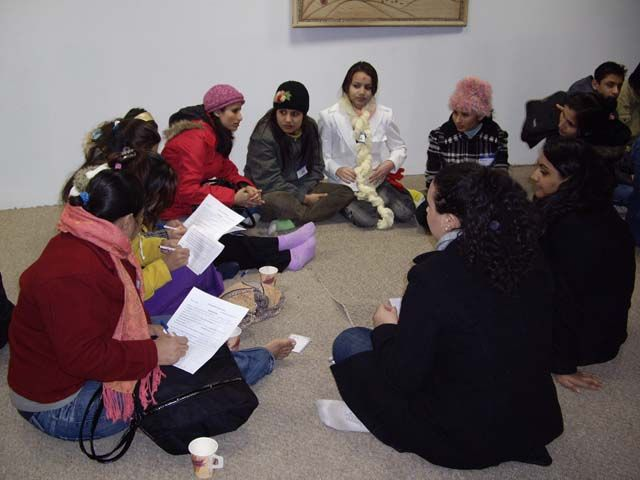 volunteer with refugees in nyc | Lassi With Lavina » The Buzz » Bhutanese Refugees Find Their Way in ...