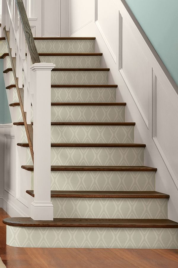 The 25+ best Wallpaper stairs ideas on Pinterest | Wallpaper staircase, Next wallpaper vintage ...