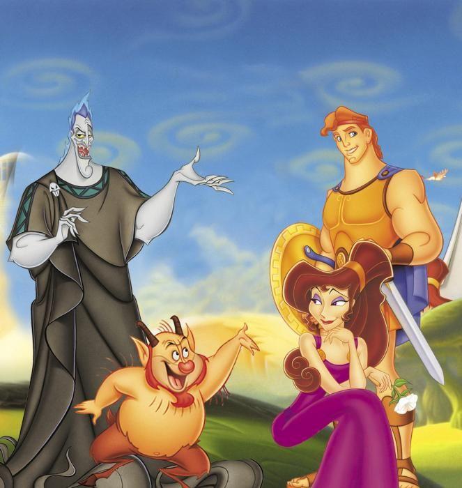 Hercules (1997) | Disney :) | Pinterest