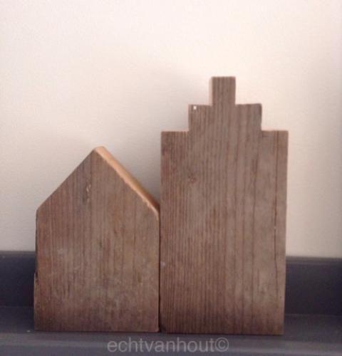 pakhuisje van oud steigerhout - Woonaccessoires | Overige - Marktplaats.nl