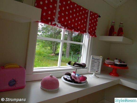 "Barnens Lekstuge ""Café"" - Ett inredningsalbum på StyleRoom"