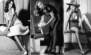 When the former Norma Jeane Mortenson teamed up with pinup photographer Earl Moran as a model in the 1940s, the result was nothing short of stunning. The images are being displayed at a gallery in Minneapolis.