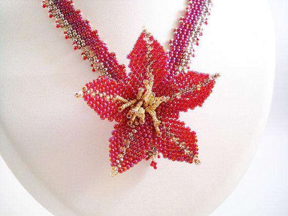 Elegante Bloemen Juwelen Bloem Ketting voor Vrouw…