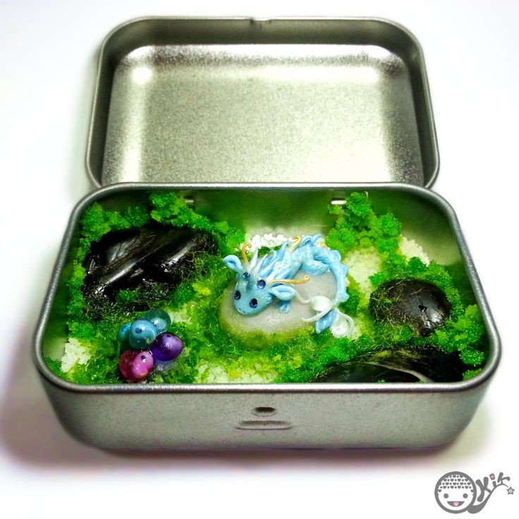 Dragon with egg before resin by kkkiiikkk