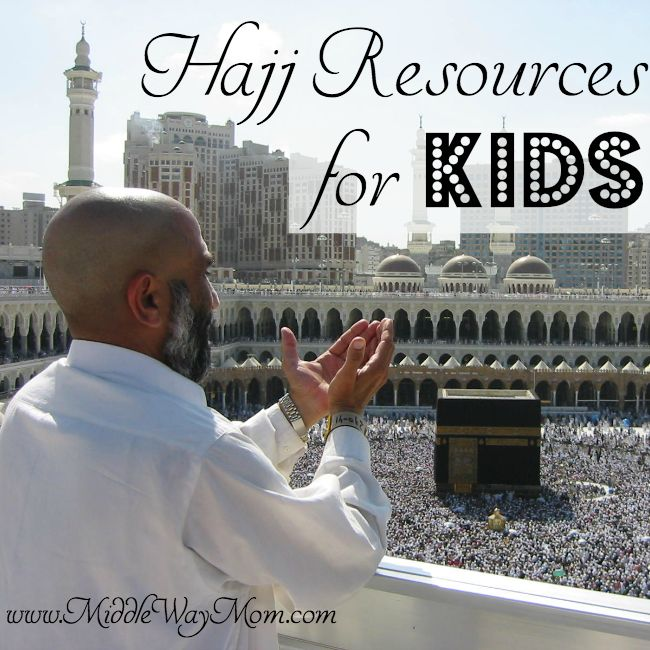 Hajj Resources for Kids