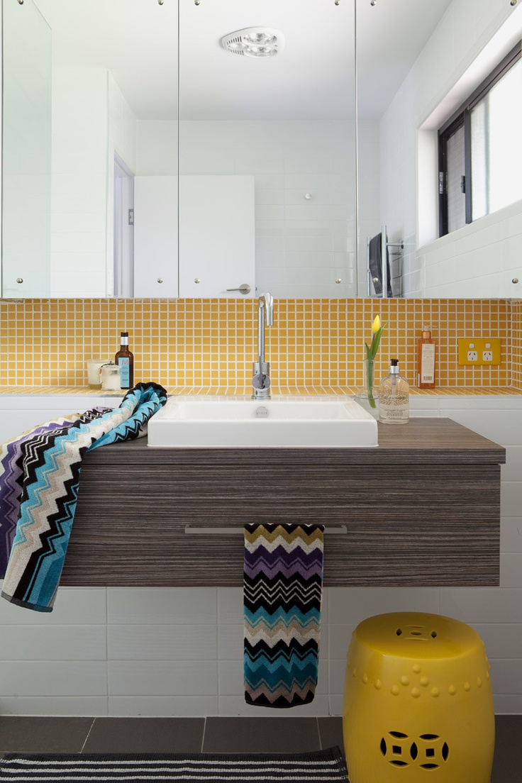 Best Bold Bathrooms Images On Pinterest Missoni Towels And - Decorative hand towels for bathroom for bathroom decor ideas