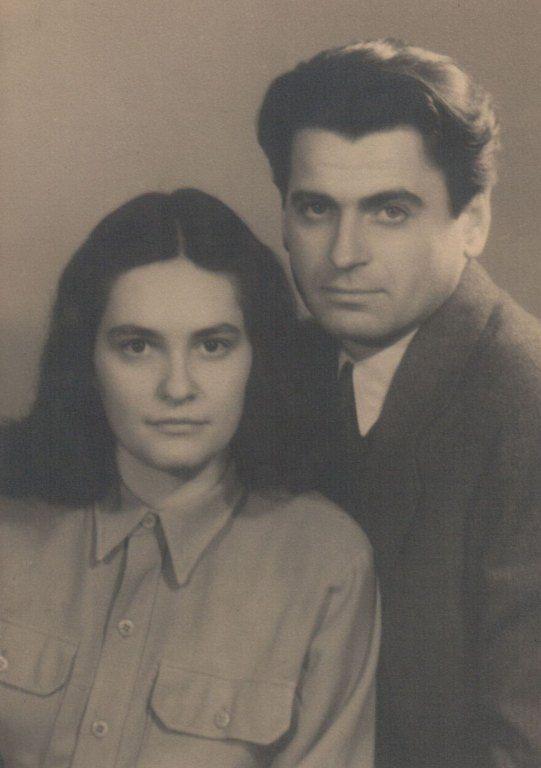 Polcz Alaine és Mészöly Miklós
