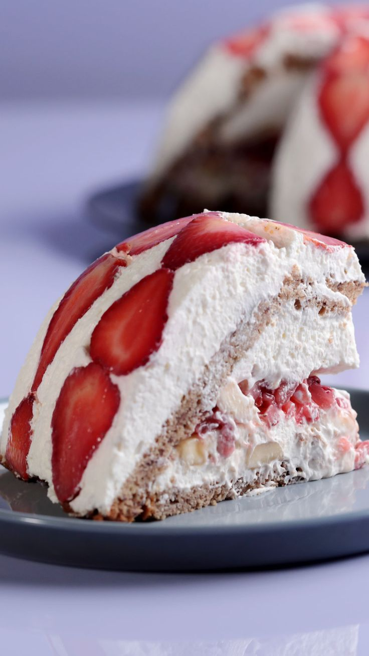 Dome Ice Box Cake