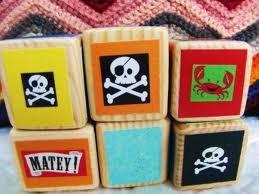 vintage pirate nursery - Google Search