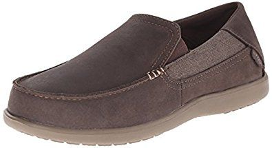 Crocs Men's Santa Cruz 2 Luxe Leather Loafer $32.96 (Espresso Color only) #LavaHot https://www.lavahotdeals.com/us/cheap/crocs-mens-santa-cruz-2-luxe-leather-loafer/244216?utm_source=pinterest&utm_medium=rss&utm_campaign=at_lavahotdealsus&utm_term=hottest_12