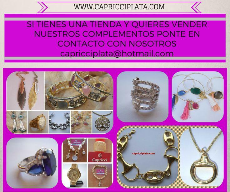 www.facebook.com/capricci.plata1