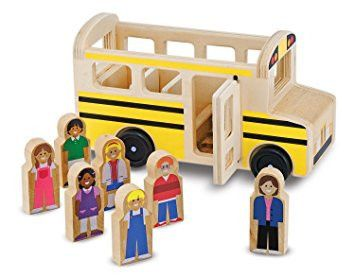 Melissa & Doug Toys School Bus