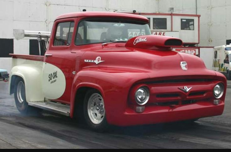 56 FORD