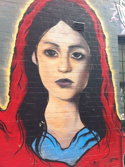 Street Art in Sydney Australia