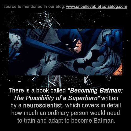 20 Of The Best Batman Facts!
