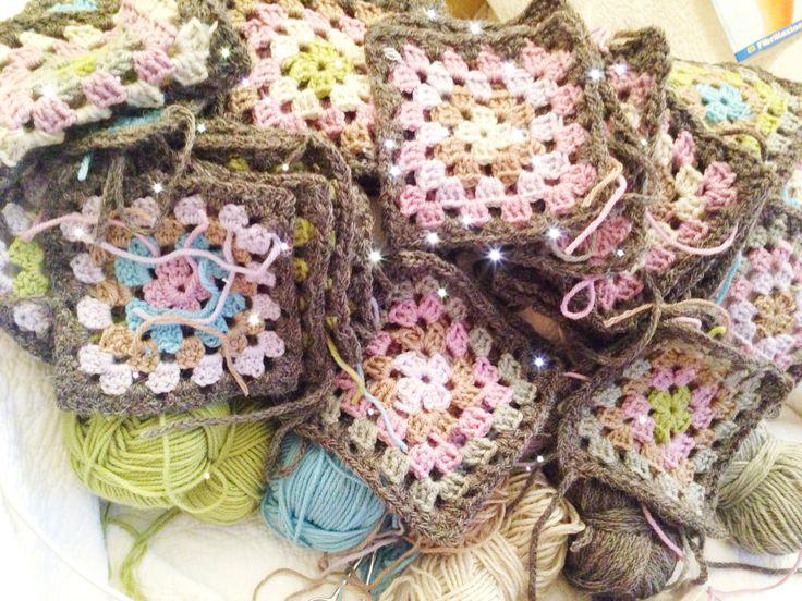 Crochet Granny relax