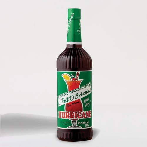 One of my favorite discoveries at WorldMarket.com: Pat O'Brien's World Famous Hurricane Mix