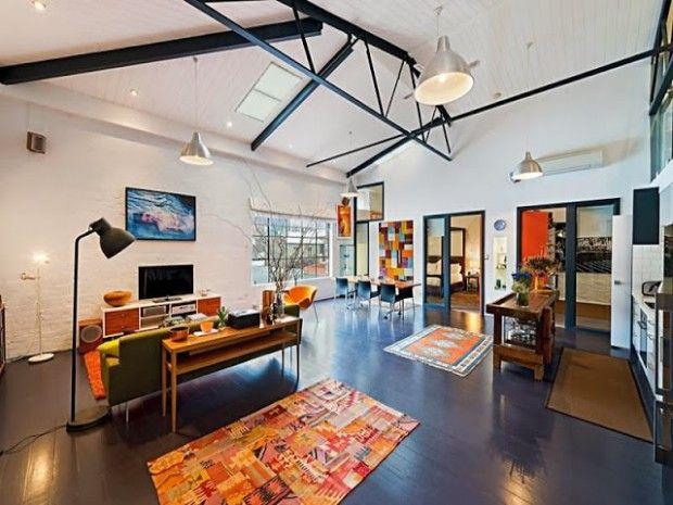 tapis style loft
