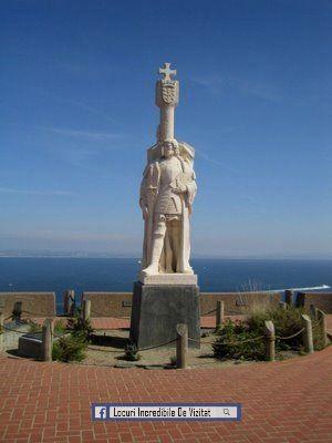Am fost aici: Monumentul Național al lui Cabrillo, Point Loma, San Diego, California