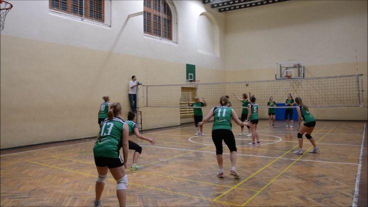 1 Liga TKKF: TKKF Stars - MOS Kraków Zachód 3D Sport. 2016-12-13