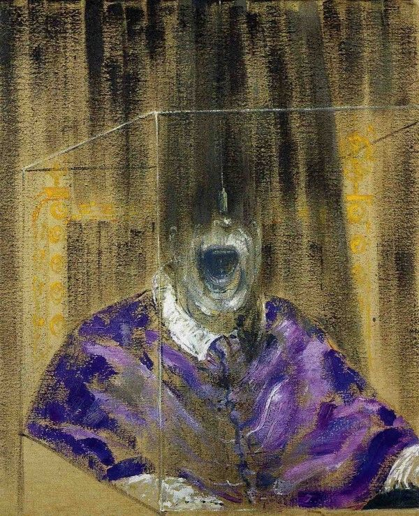 Musée imaginaire : Francis Bacon Saw this at Ferens Art Gallery recently it very powerful
