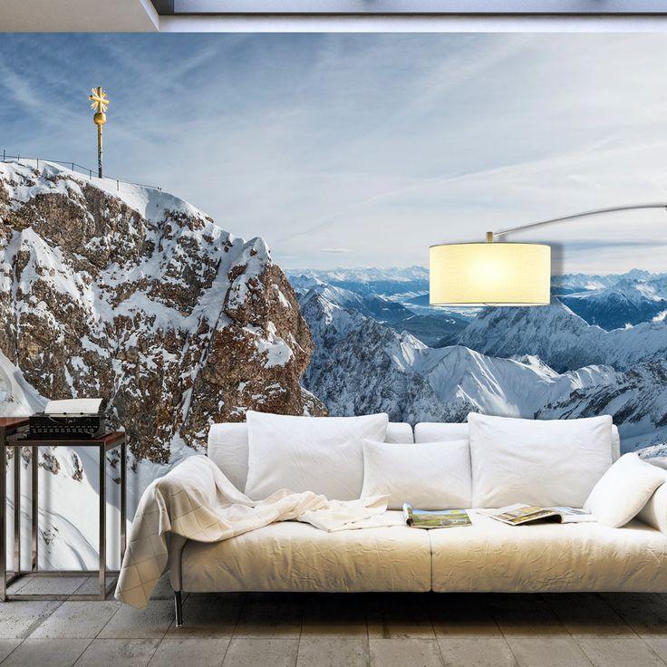 Votre intérieur est à 2 doigts de vous remercier  ---------------------------------------------------------------------  Papier peint XXL Winter in Zugspitze  à 137,17€  sur https://www.recollection.fr/papiers-peints-xxl-paysages-montagnes/14760-papier-peint-xxl-winter-in-zugspitze-3664551125802.html  #Montagnes #mobilier #deco #Artgeist #recollection #decointerior #interiordesign #design #home  ---------------------------------------------------------------------  Mobilier design et…