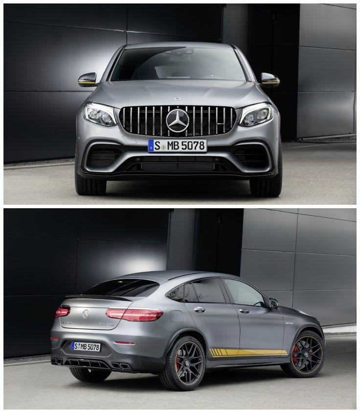 Mercedes-AMG combineert een performance SUV met V8 expertise. De nieuwe Mercedes-AMG GLC 63  4MATIC+ en de GLC 63 4MATIC+ Coupé.