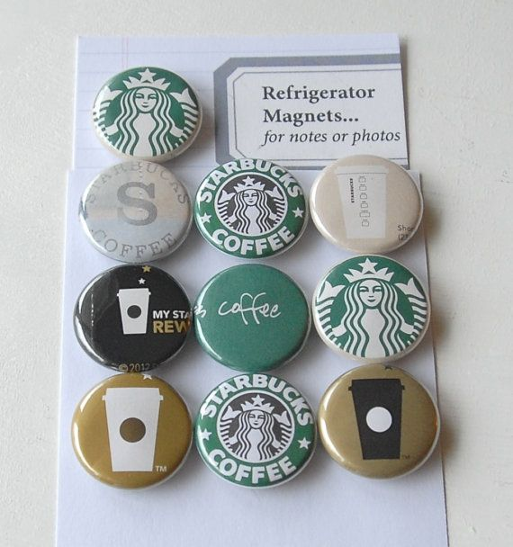 made from Starbucks promotional materials or flyers