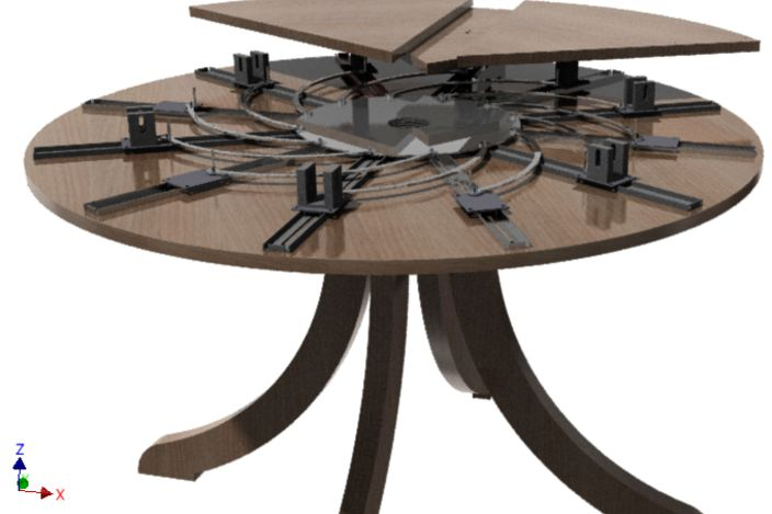 best 25 capstan table ideas on pinterest take that everything changes will fletcher and. Black Bedroom Furniture Sets. Home Design Ideas