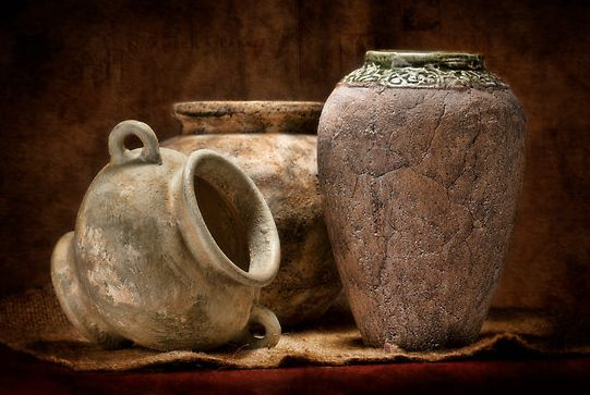 http://www.redbubble.com/people/tmphotos/works/7909975-clay-pottery-ii?