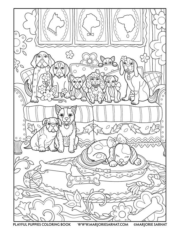merpups coloring pages - photo#27