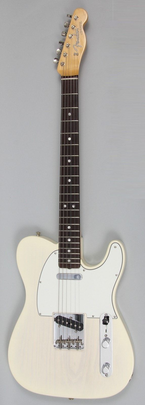 Fender American Vintage '64 Telecaster Electric Guitar | Aged White Blonde