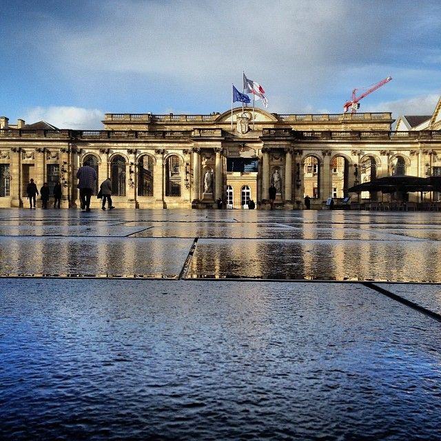Hôtel de ville de Bordeaux – Palais Rohan à Bordeaux, Aquitaine