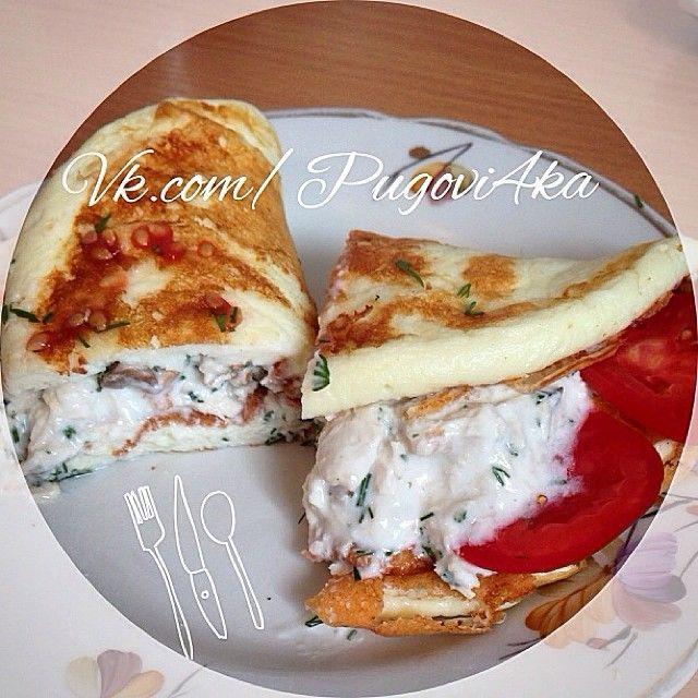«Белковый обед …»