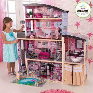 KidKraft Sparkle Mansion Modern Dollhouse