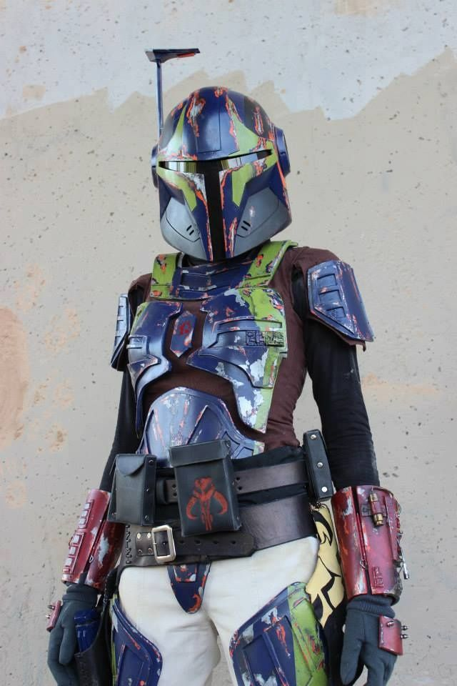 female mandalorian | ... Mandalorian. Check out the gallery here: http://on.fb.me/12MuBkh -DP