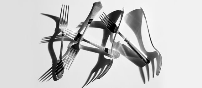 The Science Behind Your Silverware - What you don't know: the utensils alongside your plate can alter the way your food actually tastes. #QBlog #HealthyEating #Science