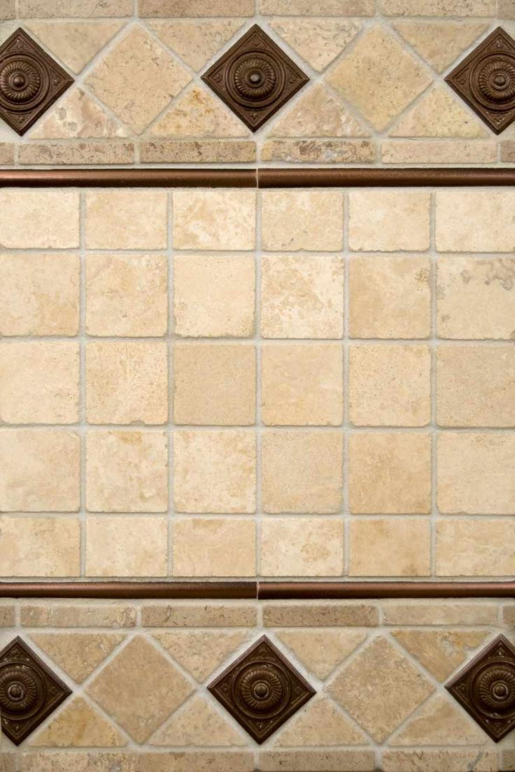58 best images about backsplashes on pinterest kitchen for Travertine backsplash tile ideas