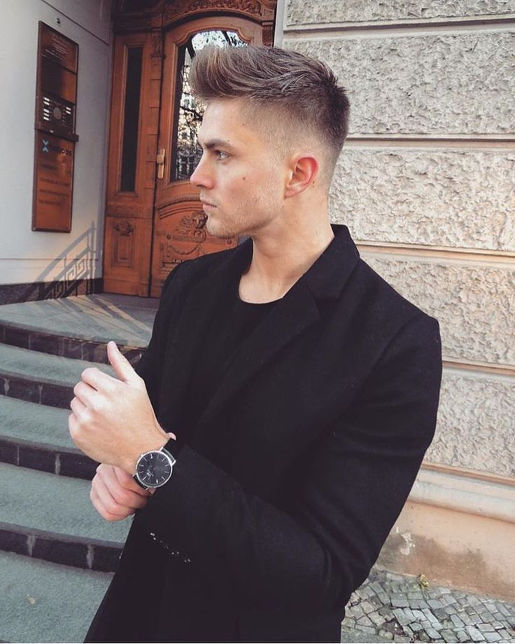 5,810 Likes, 15 Comments – Men's hairstyles inspiration (@4hairpleasure) on Inst…