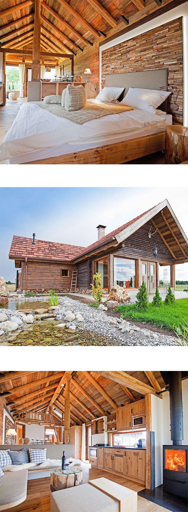 ALBWIESEN und STERNEGUCKER, zwei historische Chalets, errichtet mit ursprünglichen Baustoffen unserer Heimat und traditioneller Handwerkskunst. Reisetipps | Deutschland | außergewöhnlich