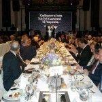 Başkan Alemdar Öztürk 5 Ocak Gazetesinin Kuruluş Yıl Dönümü Etkinliğine Katıldı
