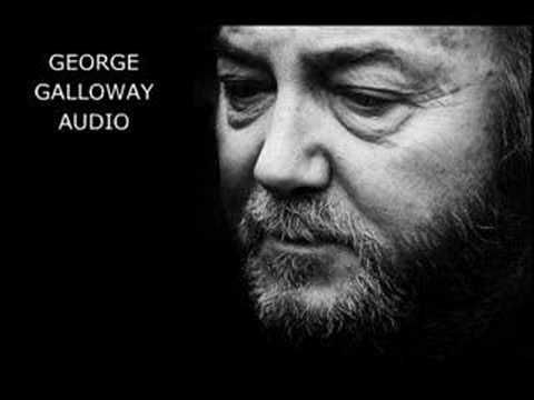 George Galloway speaks to a Zionist - PART 1... George is the BEST!!! ... kd