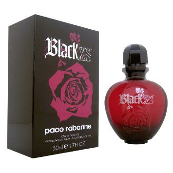 Paco Black XS Perfume by Paco Rabanne For Women 1.7 Oz EDT